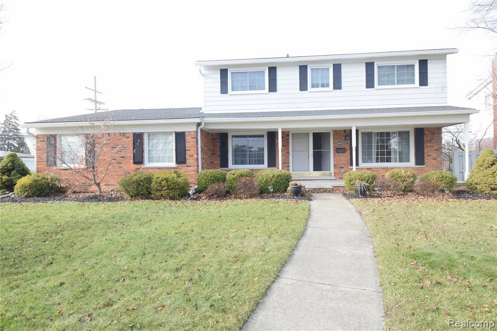Photo of 36521 TULANE DR, Sterling Heights, MI 48312-2864 (MLS # 40016549)