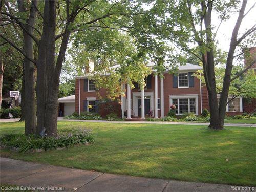 Photo of 1370 WELLESLEY DR, Detroit, MI 48203-1474 (MLS # 40103550)