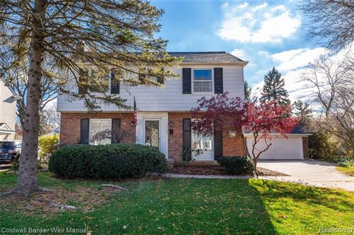 Photo of 16045 DUNBLAINE AVE, Beverly Hills, MI 48025- (MLS # 40124559)