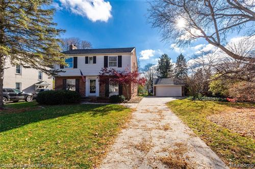 Tiny photo for 16045 DUNBLAINE AVE, Beverly Hills, MI 48025- (MLS # 40124559)
