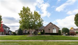 Photo of 56749 EDGEWOOD DR, Shelby Township, MI 48316-5836 (MLS # 30776563)