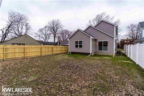 Tiny photo for 1830 E Saratoga Ave, Ferndale, MI 48220 (MLS # 50030569)