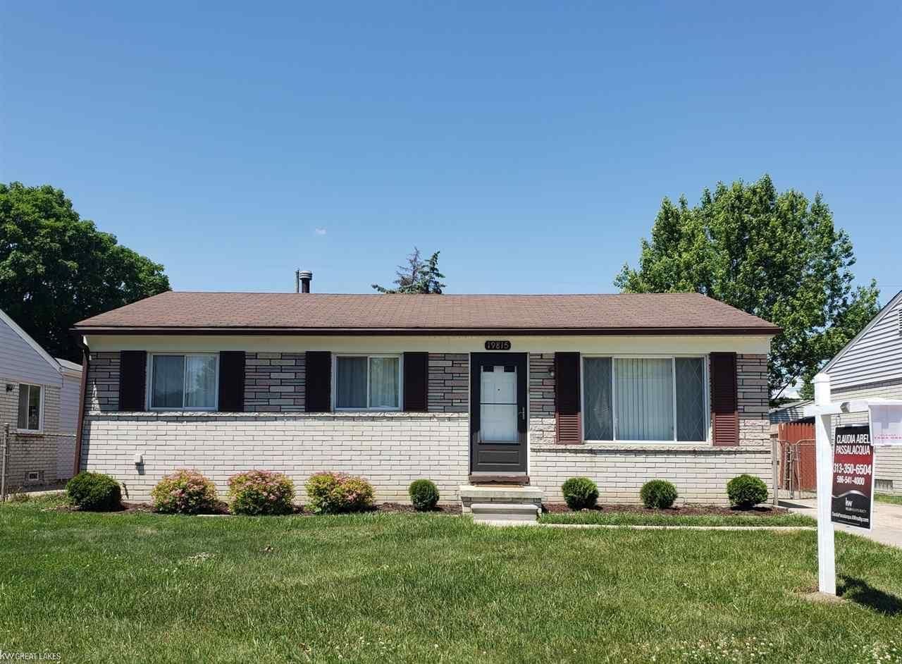 19815 Stafford, Clinton Township, MI 48035 - #: 50014573