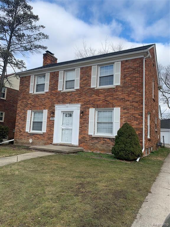 Photo for 16816 SUNDERLAND RD, Detroit, MI 48219-4046 (MLS # 40136579)