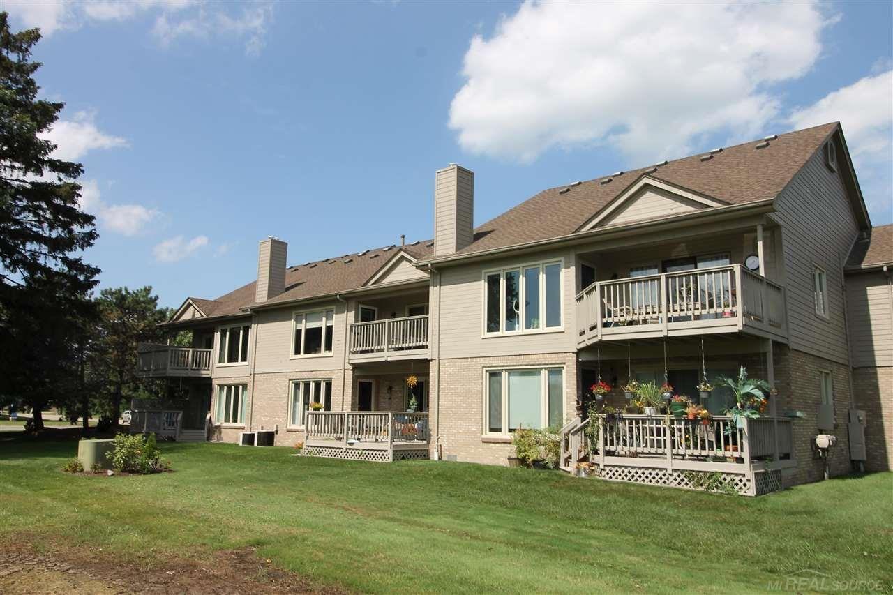 25540 Waterview Drive, Harrison Township, MI 48045 - #: 50053579