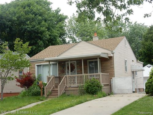 Photo of 18707 WOODLAND ST, Harper Woods, MI 48225-2017 (MLS # 40019580)