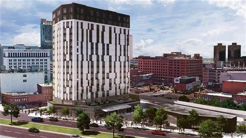Photo of 330 GRATIOT AVE, Detroit, MI 48226 (MLS # 40171582)