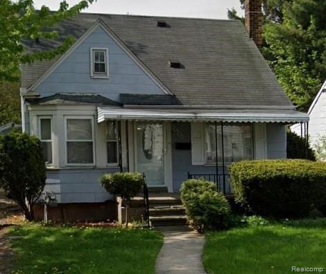Photo of 15650 CORAM ST, Detroit, MI 48205-2502 (MLS # 40234587)