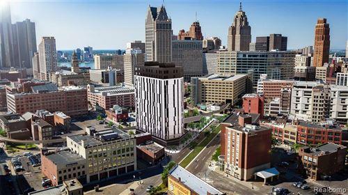 Photo of 330 GRATIOT AVE, Detroit, MI 48226 (MLS # 40171589)