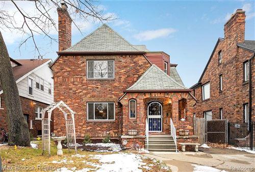 Tiny photo for 18106 ROSELAWN ST, Detroit, MI 48221-2694 (MLS # 40135592)