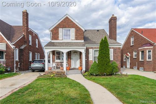 Photo of 7645 NORMILE ST, Dearborn, MI 48126-1211 (MLS # 40110594)