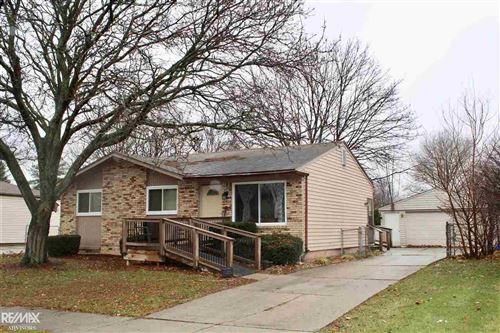 Photo of 42359 Greenbrier, Clinton Township, MI 48038 (MLS # 50001599)