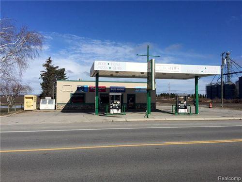 Photo of 3364 W BAY CITY FORESTVILLE RD, Unionville, MI 48767-9493 (MLS # 21423604)