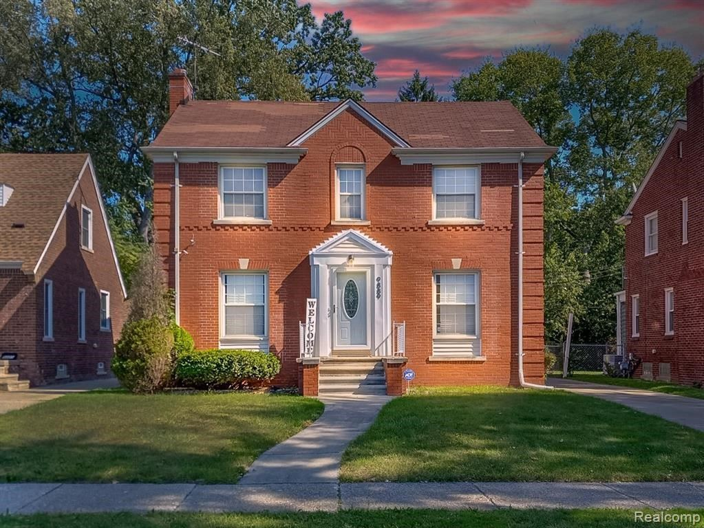 Photo for 9889 W OUTER DRIVE DR, Detroit, MI 48223 (MLS # 40244606)