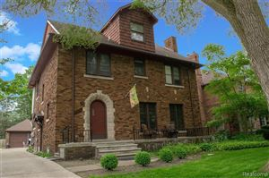 Photo of 1318 AUDUBON RD W, Grosse Pointe Park, MI 48230- (MLS # 21612613)