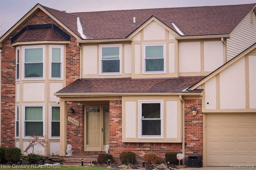 Photo of 13849 DIVERSION DR, Sterling Heights, MI 48313- (MLS # 40016613)