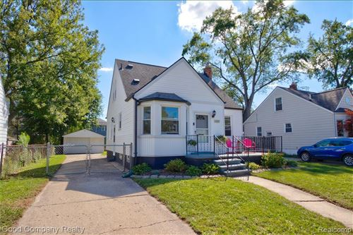 Tiny photo for 1337 PEARSON ST, Ferndale, MI 48220-1605 (MLS # 40101617)
