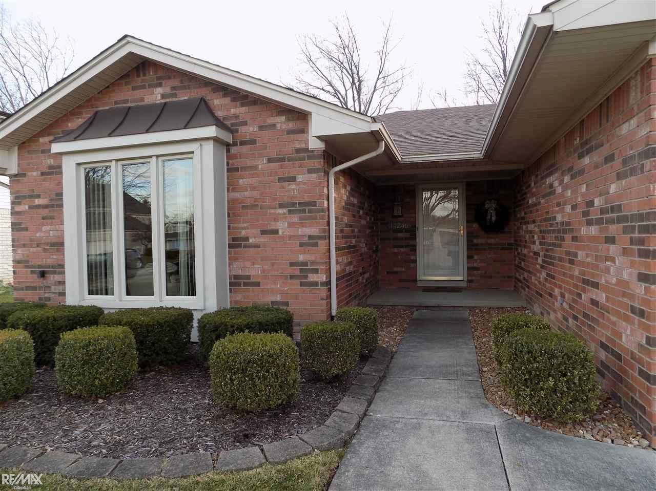 Photo of 14246 Pernell, Sterling Heights, MI 48313 (MLS # 50001617)