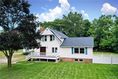 Photo of 7525-7501 22 MILE RD RD, Shelby Township, MI 48317-2309 (MLS # 40238619)