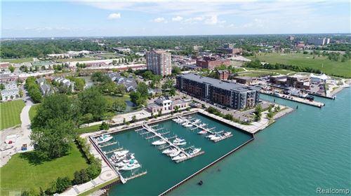 Tiny photo for 250 E Harbortown, Detroit, MI 48207 (MLS # 50040629)