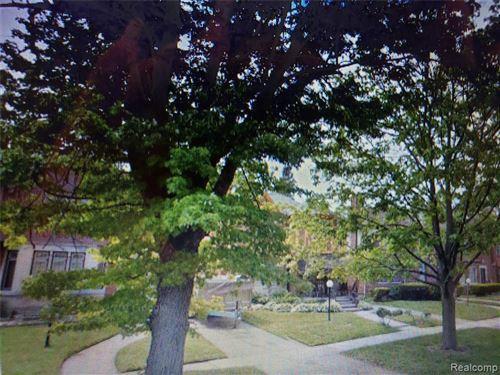 Photo of 18631 SANTA BARBARA, Detroit, MI 48203- (MLS # 40146630)
