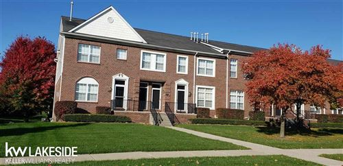 Photo of 43075 Strand Dr, Sterling Heights, MI 48313 (MLS # 50000632)
