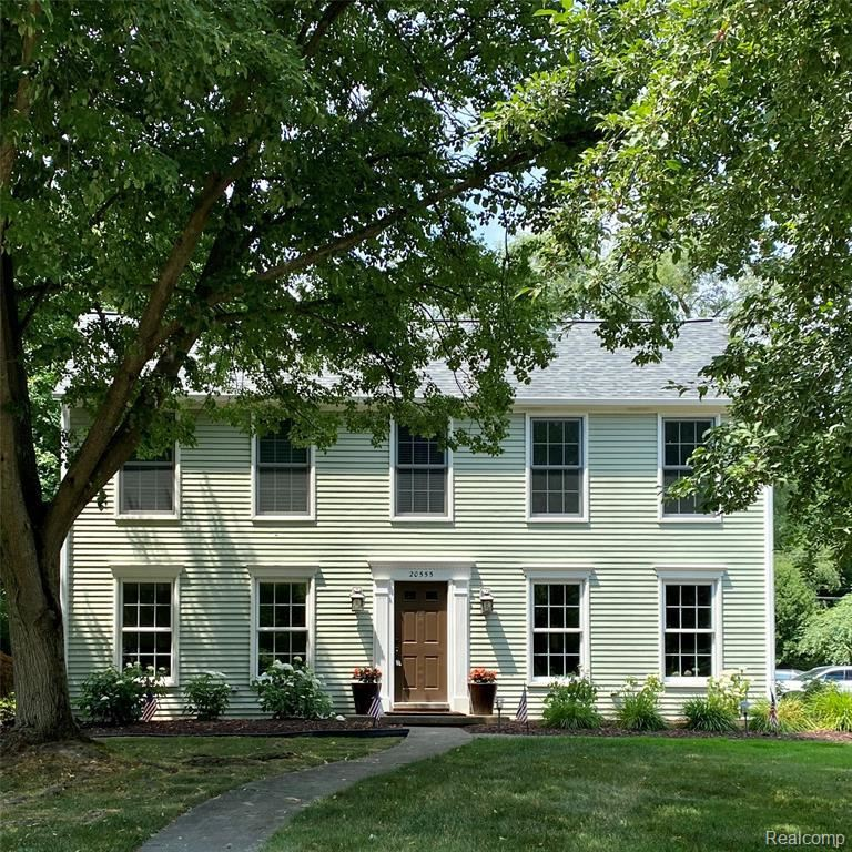 Photo for 20555 LINCOLN HILLS CRT, Beverly Hills, MI 48025-2772 (MLS # 40066638)