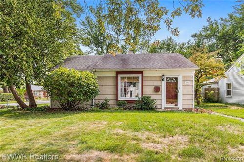 Tiny photo for 626 E WINDEMERE AVE, Royal Oak, MI 48073-5603 (MLS # 40103639)