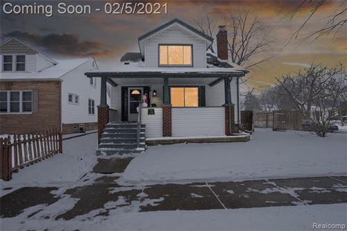 Tiny photo for 381 W HAZELHURST ST, Ferndale, MI 48220-3311 (MLS # 40142639)