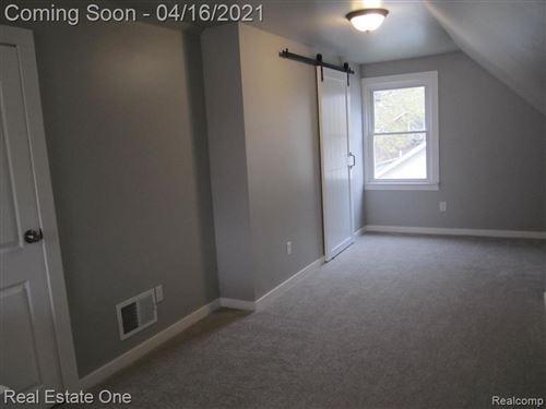 Tiny photo for 984 EMWILL ST, Ferndale, MI 48220-2342 (MLS # 40163644)