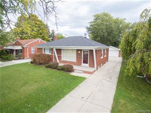 Photo of 23820 WILMOT AVE, Eastpointe, MI 48021-4607 (MLS # 30774649)