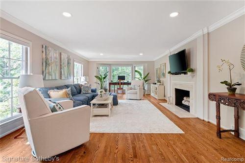 Tiny photo for 1176 COVINGTON RD, Bloomfield Hills, MI 48301-2363 (MLS # 40072650)