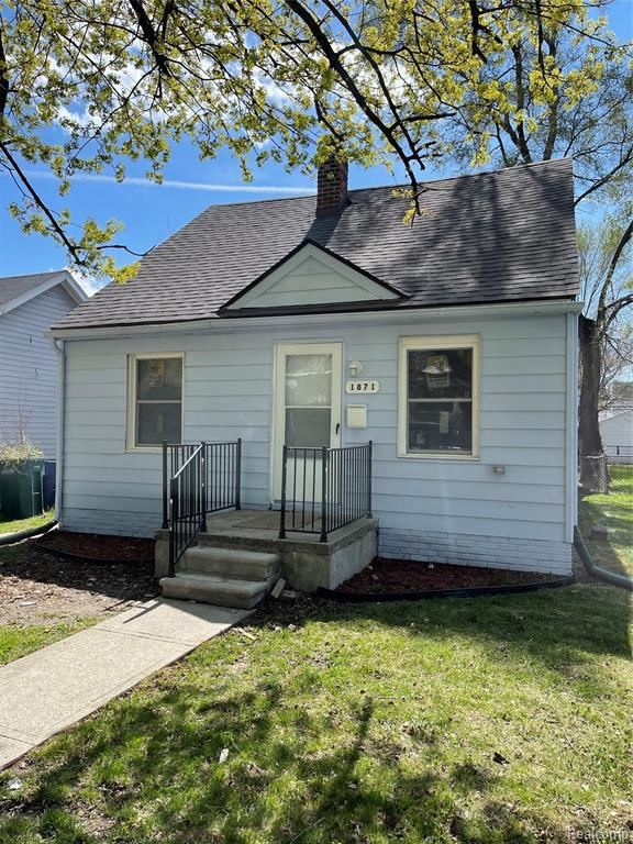 1871 RUSSELL AVE, Lincoln Park, MI 48146-1436 - MLS#: 40163651