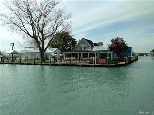 Photo of 7650 S CHANNEL DR, Harsens Island, MI 48028-9764 (MLS # 40127652)