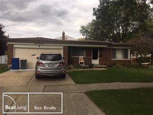 Photo of 27461 Audrey Ave, Warren, MI 48092 (MLS # 31397654)
