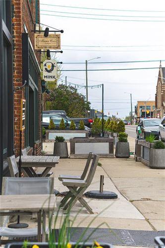 Tiny photo for 1714 BAGLEY ST, Detroit, MI 48216-1911 (MLS # 40167656)