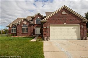 Photo of 50942 BREDENBURY DR, Macomb, MI 48044-1399 (MLS # 30777657)