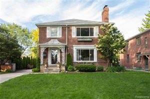 Photo of 732 TROMBLEY RD, Grosse Pointe Park, MI 48230-1861 (MLS # 21621659)