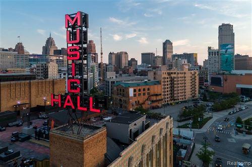 Tiny photo for 104 EDMUND PLC, Detroit, MI 48201 (MLS # 40245659)