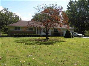 Photo of 7125 Marsh, Cottrellville, MI 48039 (MLS # 31336665)