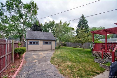 Tiny photo for 1427 LEROY ST, Ferndale, MI 48220-3143 (MLS # 40065668)