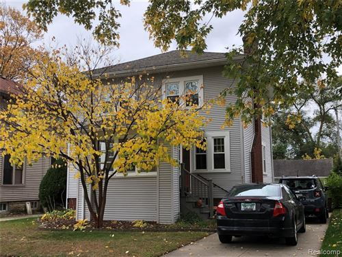 Tiny photo for 831 WITHINGTON ST, Ferndale, MI 48220-1279 (MLS # 40120670)