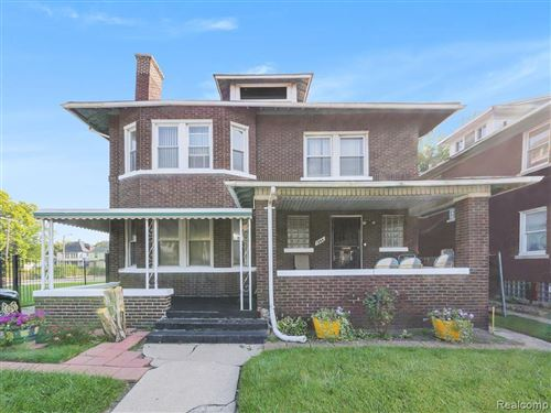 Photo of 1066 E GRAND BLVD E, Detroit, MI 48207-1927 (MLS # 40104677)