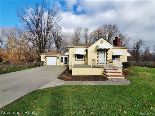 Photo of 20133 FINLEY ST, Clinton Township, MI 48035-3470 (MLS # 40005681)