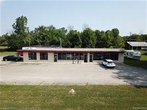 Photo of 5450 DAVISON RD, Lapeer, MI 48446- (MLS # 21636685)