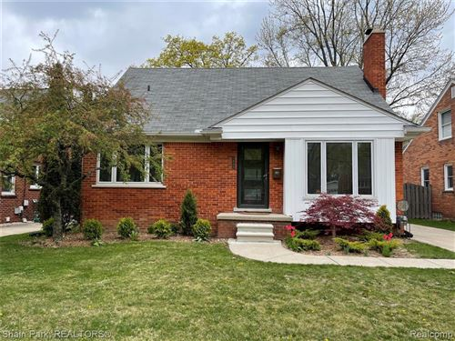 Photo of 1630 MANSFIELD RD, Birmingham, MI 48009-7290 (MLS # 40146689)