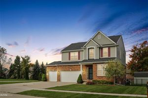 Photo of 51785 Leshan Drive, Chesterfield Township, MI 48047 (MLS # 31397691)