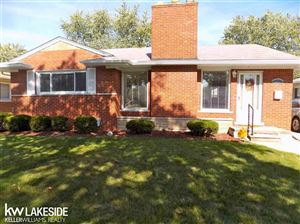 Photo of 22421 Red Maple Ln, Saint Clair Shores, MI 48080 (MLS # 31397696)
