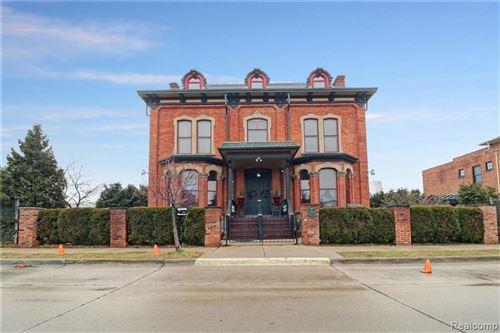 Photo of 234 WINDER ST, Detroit, MI 48201-3109 (MLS # 21558697)