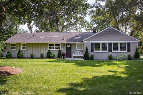 Photo of 16275 AMHERST AVE, Beverly Hills, MI 48025-5503 (MLS # 40218704)